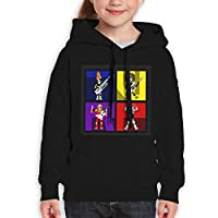 Guiping TWRP South Park Style Teen Hooded Sweate Sweatshirt M Black