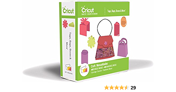 Brand New Sealed Love Struck 2010 Special Edition Cricut Cartridge