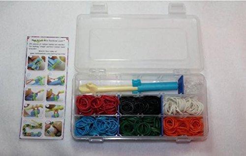 Rainbow Mini Loom Travel Kit