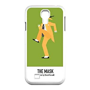 QSWHXN Cover Custom The Mask Phone Case For Samsung Galaxy S4 i9500 [Pattern-5]