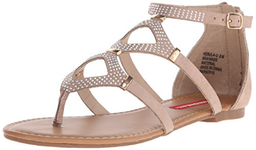 Union Bay Women's Nebula Sandal - Blush - 7.5 B(M) US