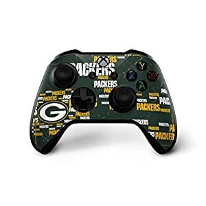 Green Bay Packers Xbox One X Controller Skin - Green Bay Packers Blast | NFL X Skinit Skin from Skinit