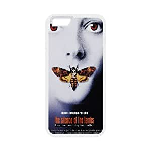 The Silence Of The Lambs iPhone 6 4.7 Inch Cell Phone Case White SH6143684