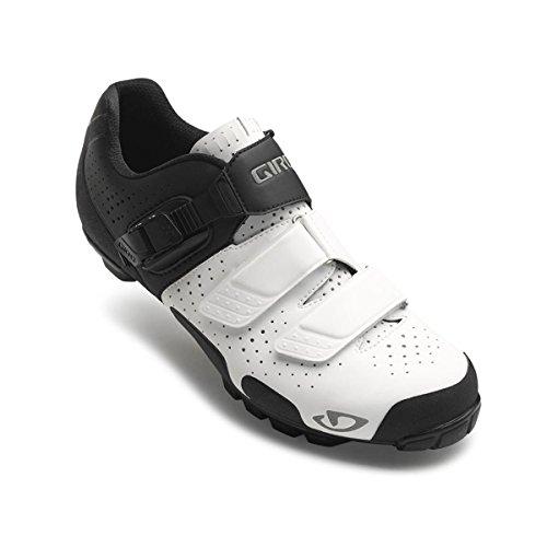 Giro GF23110 Damen Sica Vr70 Dirt Bike Schuhe Weiß / Mattschwarz