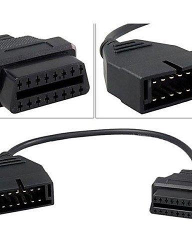 GM 12Pin zu OBD1/OBD2/Anschluss