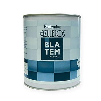 pintura para azulejos blatemlux ml color blanco