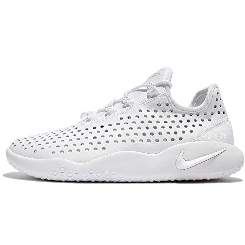 NIKE FL-Rue Mens Running Trainers 880994 Sneakers Shoes (US 9.5, White White White 100)