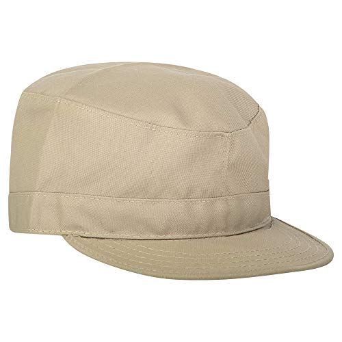 GENUINE MILITARY SURPLUS US Army Issue Patrol/Utility Cap Khaki ()