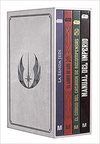 Estuche Star Wars Secretos de la galaxia Star Wars Ilustrados: Amazon.es: Wallace, Daniel, Traducciones Imposibles S. L.: Libros