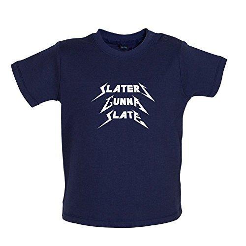 Slaters Gunna Pizarra - Bebé / Bebé Camiseta Graciosa-8 ...
