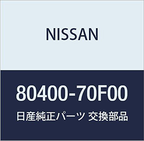 Genuine Nissan 80400-70F00 Door Hinge Assembly