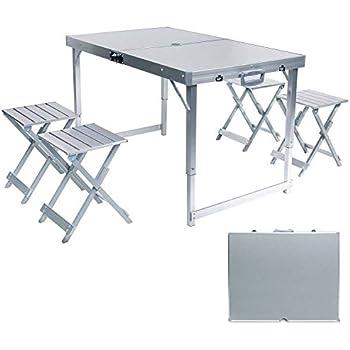 Amazon Com Picnic At Ascot Portable Picnic Table Set
