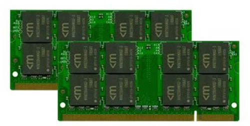 Mushkin Enhanced Apple 2 GB Laptop Memory 976504A
