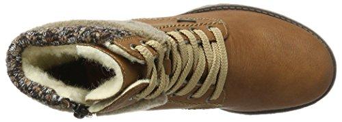 Rieker 78528 Femme EU Wood 36 Muskat Bottes Terra PPqgxSrR