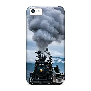 Faddish Old Train 2 Case Cover For Iphone 5c
