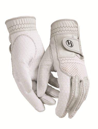 HJ Glove Women's Stone Weather Ready Rain Golf Glove, Small, Pair