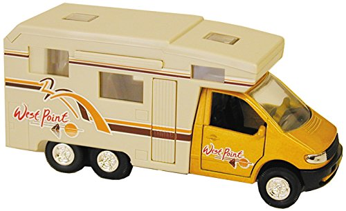 Prime Products (27-0005) Mini Motor Home Toy