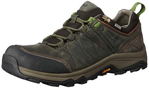 Teva Men's Arrowood Riva WP Boot - Black Olive - 11 (De La Riva)