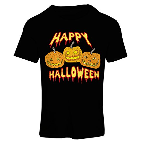 Costume Potter Harry 18 Doll (T shirts for women Happy Halloween! Party Outfits & Costume - Gift Idea (Small Black Multi)