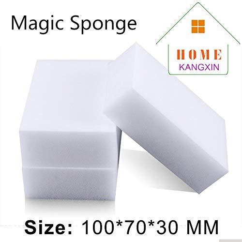 HATCHMATIC 100pcs/lot melamine sponge magic eraser cleaner w