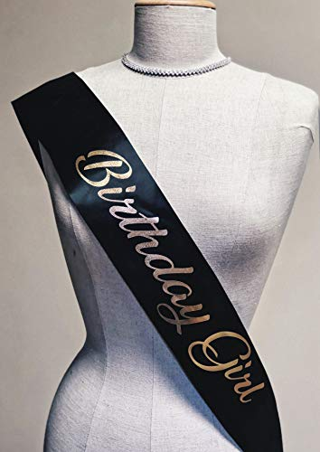 Tryke Co. Birthday Sash