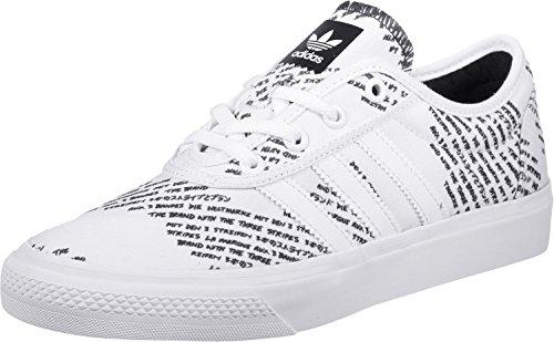 adidas ADI-EASE - Zapatillas deportivas para Unisex, Blanco - (FTWBLA/NEGBAS/FTWBLA) 36