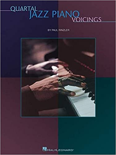 Quartal Jazz Piano Voicings: Paul Rinzler: 9780634035739: Amazon ...