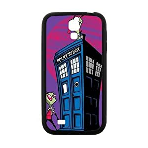 Mysterious doctor unique house and Peanuts Cell Phone Case for Samsung Galaxy S4