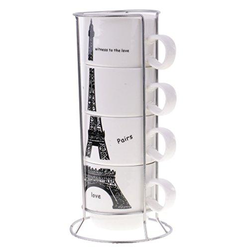 ceramic beer tower - 6