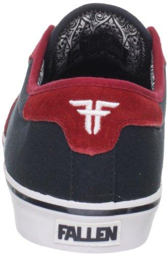 Fallen Forte, Men's Trainers Obsidian/Red/Fury