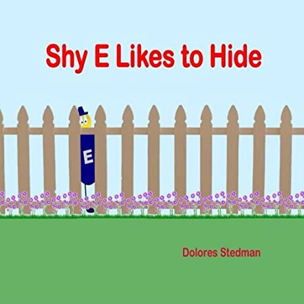 Shy E Likes to Hide