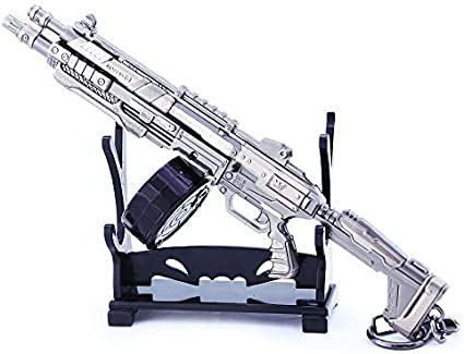 Amazon.com: APEX Legends Games 1/6 Metal EVA-8 - Pistola de ...