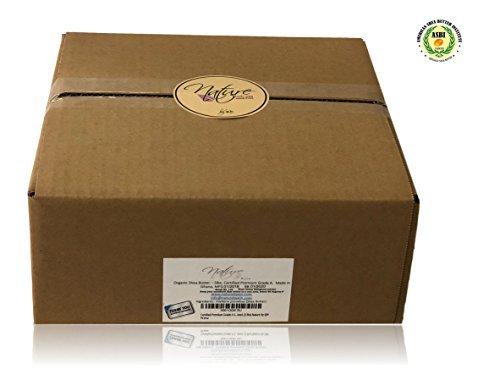 Cheap Certified Premium Grade A Shea Butter – Nature by EJN (Regular Shea Odor, 5LBS)
