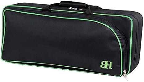 Ortola - Estuche Saxo Alto Hb112, Negro V.Verde: Amazon.es: Instrumentos musicales