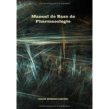 Manuel de Base de Pharmacologie