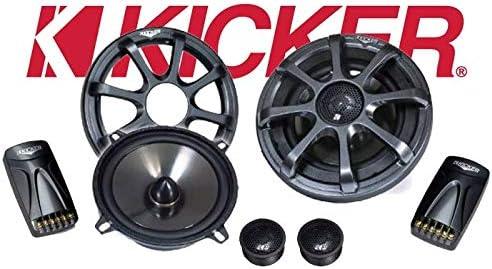 Kicker KS50.2-13cm Lautsprecher Boxen System - Einbauset für Seat ...