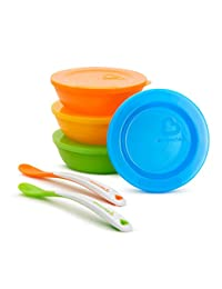 Munchkin Love-a-Bowls 10 Piece Feeding Set BOBEBE Online Baby Store From New York to Miami and Los Angeles
