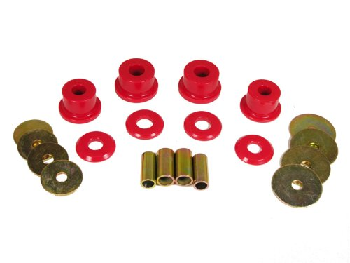 Prothane 13-102 Red Subframe Mount (Suspension Subframe Mount)
