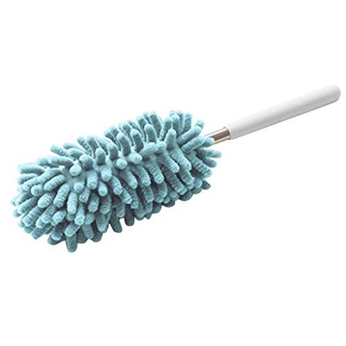 XKMY Stofborstel Uitschuifbare Microfiber Duster Stofverwijdering Huishoudelijke Desktop Reinigingsborstel Verstelbare…