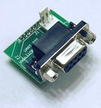 Amazon com: Electronics123 com, Inc  UART to RS232 Interface