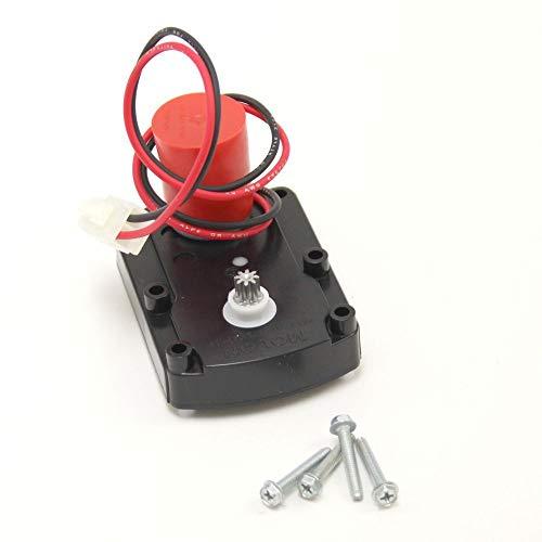 (Kenmore 7286039 Water Softener Valve Motor Genuine Original Equipment Manufacturer (OEM) Part Black)
