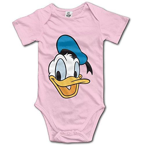 Kids' Donald Duck Funny Jumpsuit Bodysuits ()