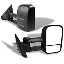 1997-2003 Ford F-150/1997-1999 F-250 Towing Trailer Extendable Manual Side Mirrors