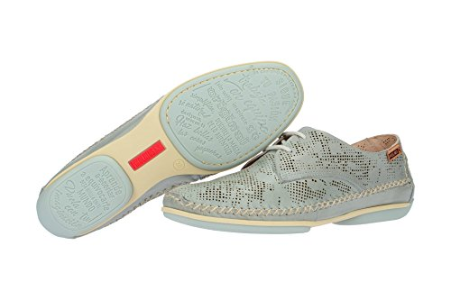 aqua Aqua Azul W1r Planos Mujeres 4683 Zapatos Pikolinos xUw87PqRX