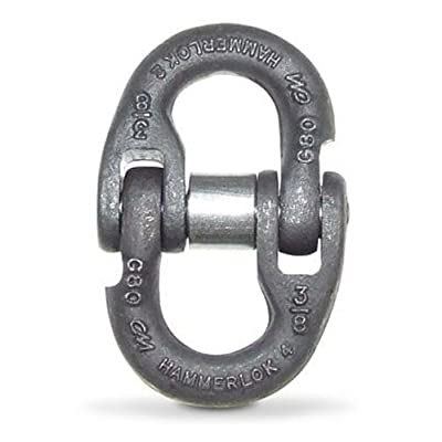 "CM 664038-2 Hammerlok, HERC-Alloy 800, 3/8"", 7, 100 lb Work Load Limit: Industrial & Scientific"