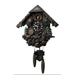 Rhythm Clocks OSWALD Cuckoo Clock by