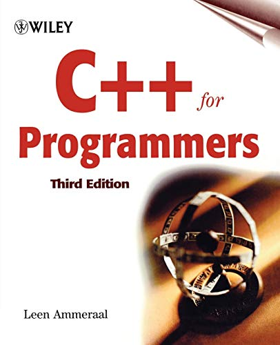C++ for Programmers , 3rd Edition