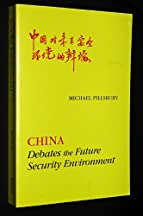 China Debates The Future Security Environment