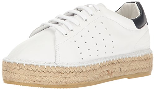 Andre Assous Moda Donne Bianco Sneaker Delle Navy Campione BBqwH6Or
