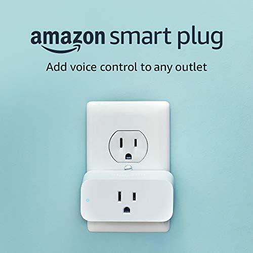 Amazon Smart Plug works Alexa